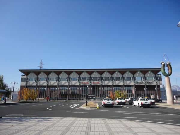 ワンコインライナー(JRさくらんぼ東根駅)